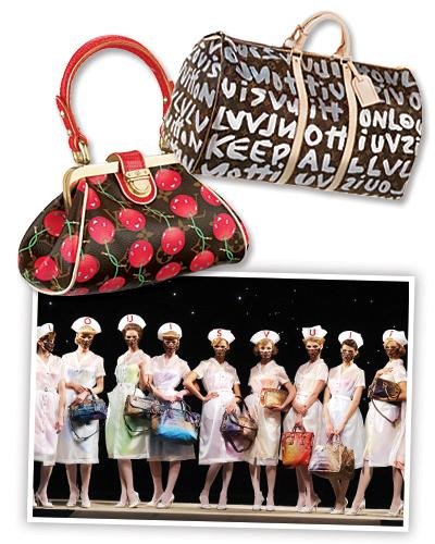 Louis Vuitton collaborations