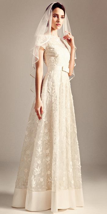 Temperley Bridal Iris Collection