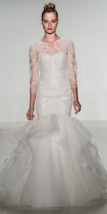 Amsale fall 2014 wedding dresses instyle amsale fall 2014 bridal junglespirit Choice Image