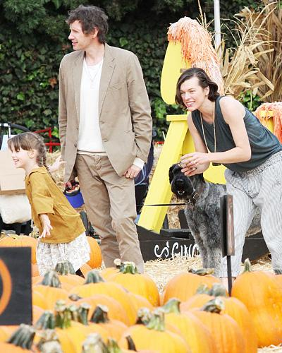 Celeb Pumpkin Patch
