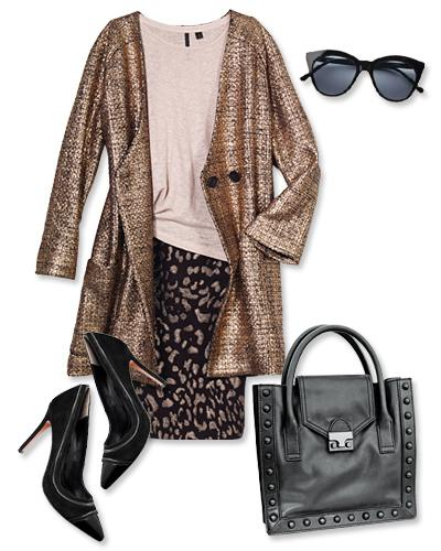 Fall Textures: Metallic