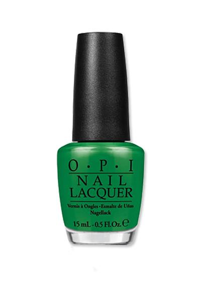 OPI Sandy Hook Green nail polish - Gifts That Do Good