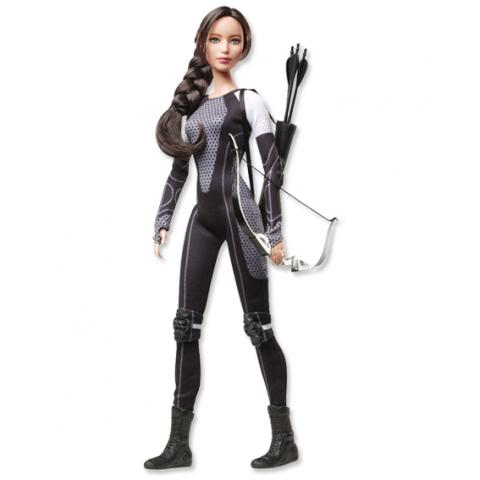 Hunger Games Barbies