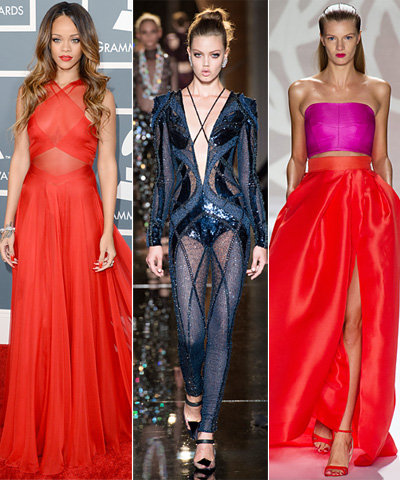 Grammy Dress Predictions: Rihanna