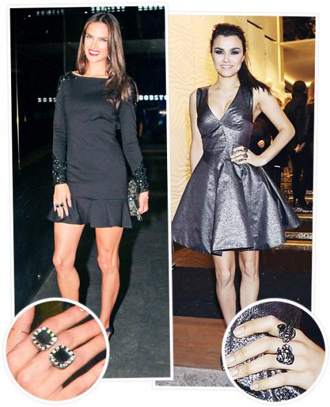 Spring Accessories-Celeb Inspired Trends: Ring Cuffs