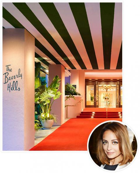 Celebrities Favorite Hotels