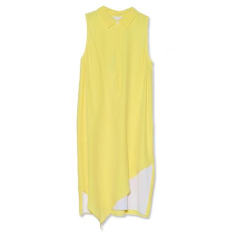 Band of Outsiders hampden yellow dress