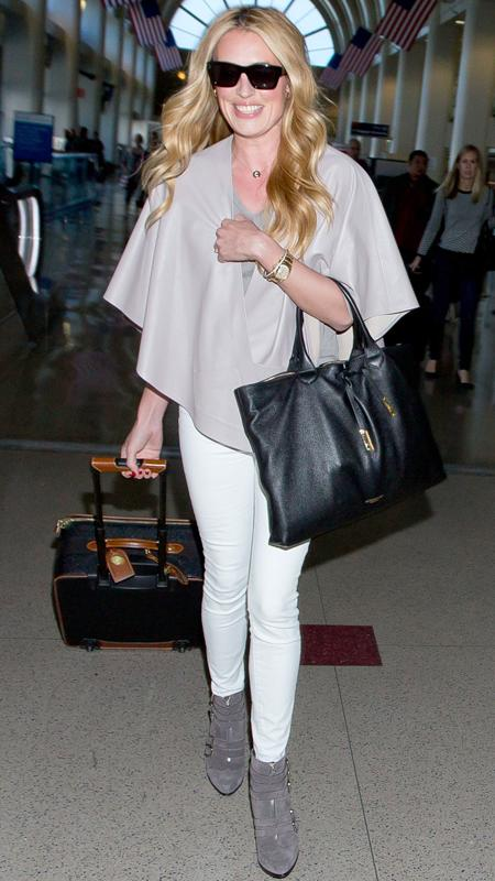 Star Airport Style: Cat Deeley