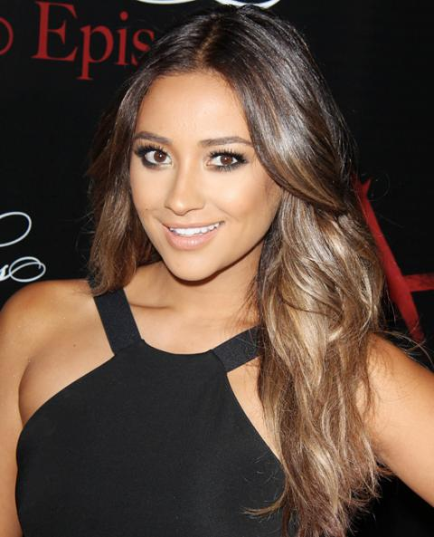 shay mitchell hair style so updos modern prom hairstyles to try now 7894