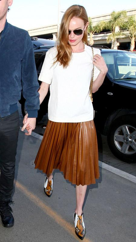 Kate Bosworth's Amazing Airport Style Strikes Again ...