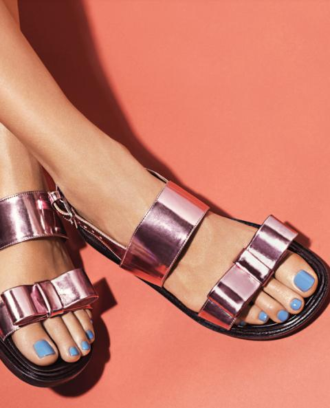 Pedicure and Sandal Combos
