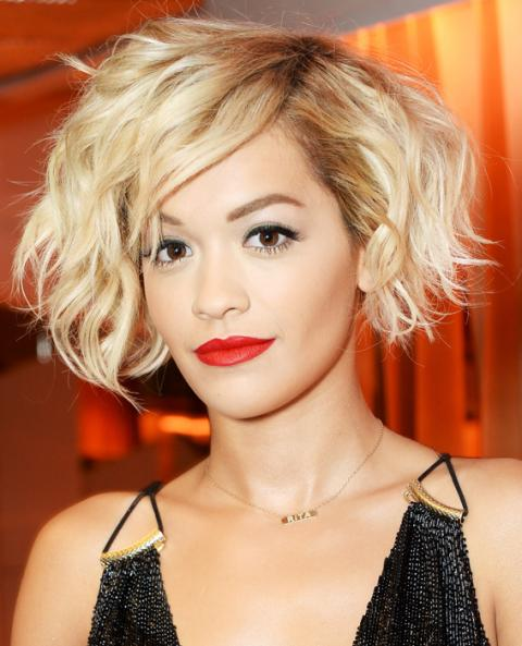 Superb Short Curly Celebrity Hairstyles We Love Instyle Com Short Hairstyles For Black Women Fulllsitofus