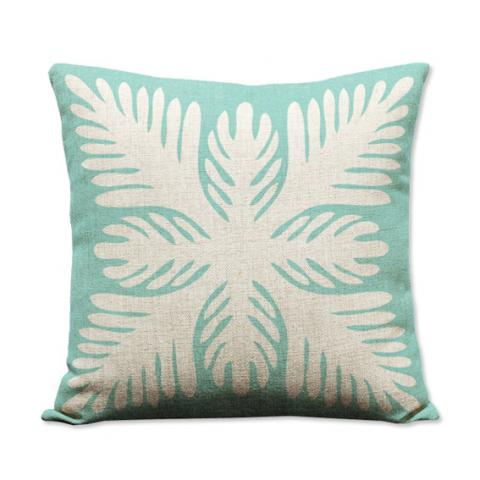Hawaiian Home Decor - Linen Pillow