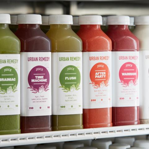 Hollywood S Top Juice Fasts Instyle Com