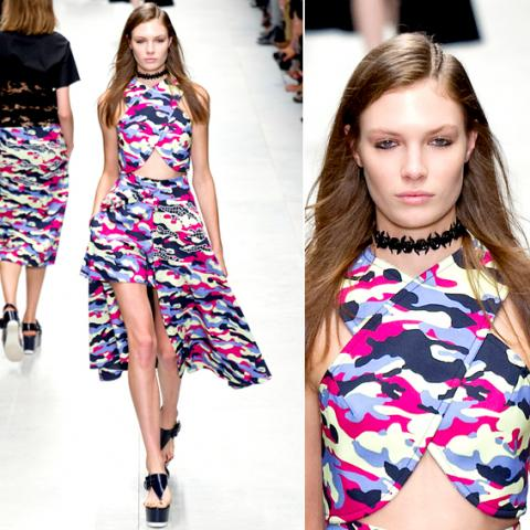 Runway Chokers: Carven