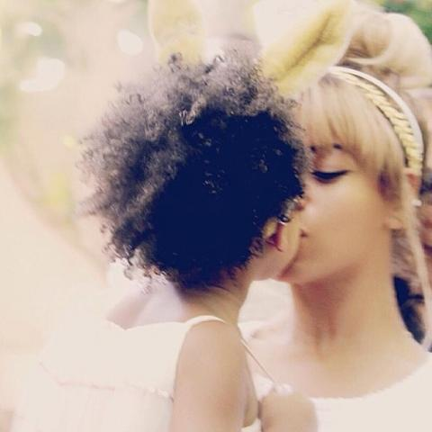 SMA - Beyonce, Jay Z, and Blue Ivy
