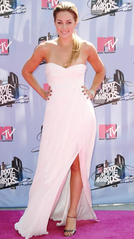 Lauren Conrad 10 Best Red Carpet Looks, 2007