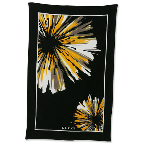 Designer Beach Towel - Gucci Babul Towel