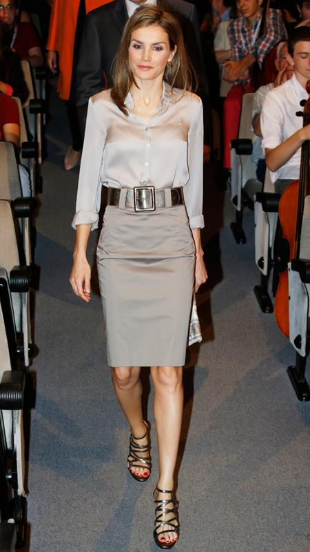 Queen Letizia Of Spain 39 S Most Captivating Style Moments