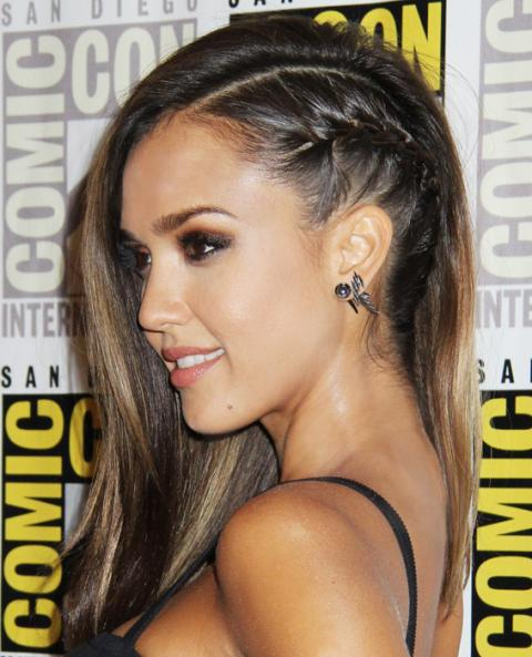 The Best Celebrity Braided Hairstyles Instyle Com