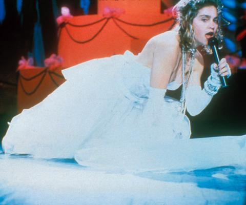 VMA Fashion Moments: Madonna, 1984
