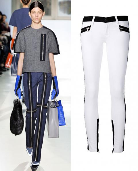Runway Inspired Jeans