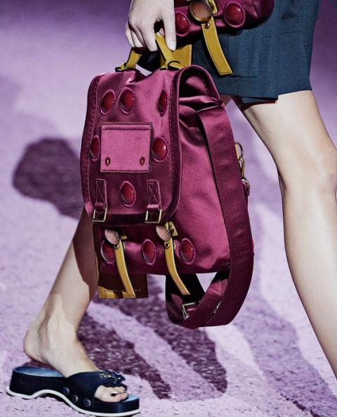 Best Accessories from SS15 Runway