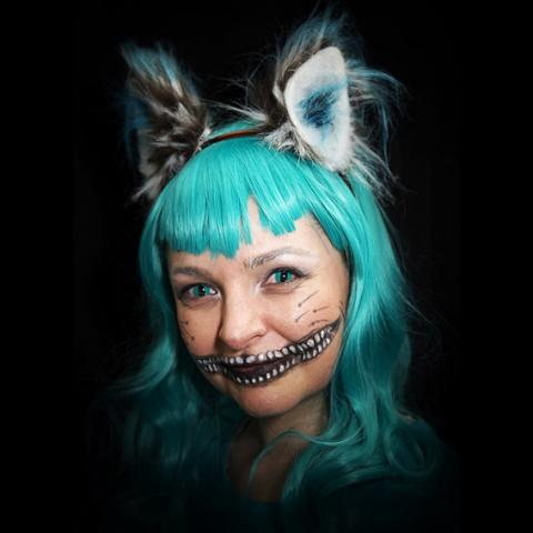 Comic Con Cosplay - Cheshire Cat