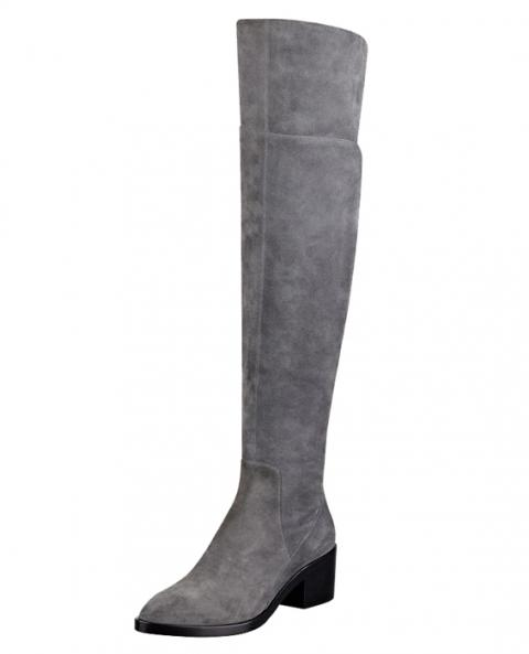 Over-the-Knee Boots: Sigerson Morrison