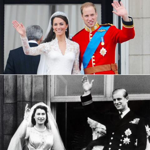 Royal Similarities