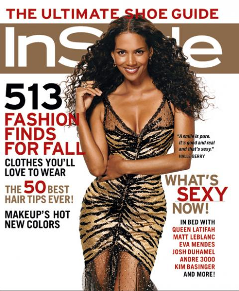 instyle magazine covers 2004. Black Bedroom Furniture Sets. Home Design Ideas