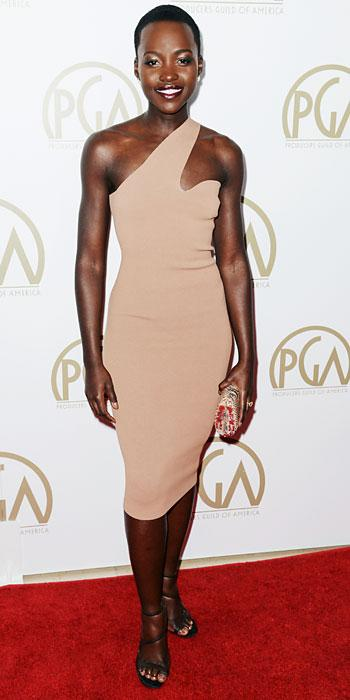 Lupita Nyong'o in Stella McCartney