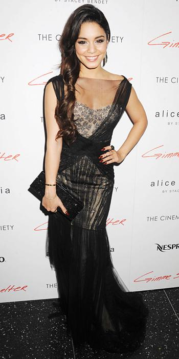 Vanessa Hudgens in Monique Lhuillier