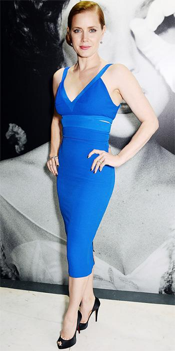Amy Adams in Victoria Beckham