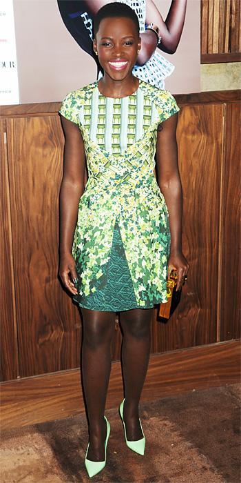 Lupita Nyong'o in Peter Pilotto