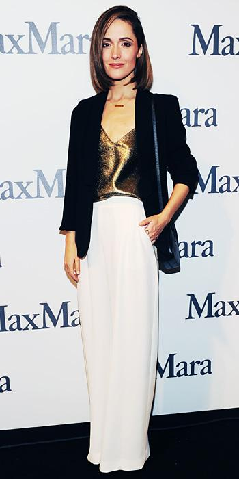 Rose Byrne in Max Mara