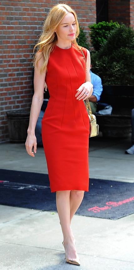 Kate Bosworth in Lanvin