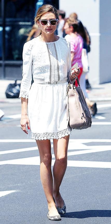 Olivia Palermo in Heartloom
