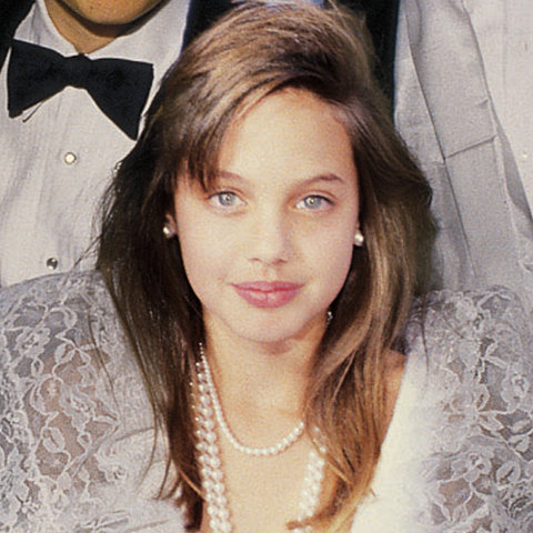 Excellent Angelina Jolie39S Changing Looks Instyle Com Short Hairstyles For Black Women Fulllsitofus