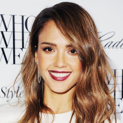 Jessica Alba's Changing Looks | InStyle.com