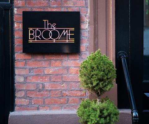 The Broome Hotel
