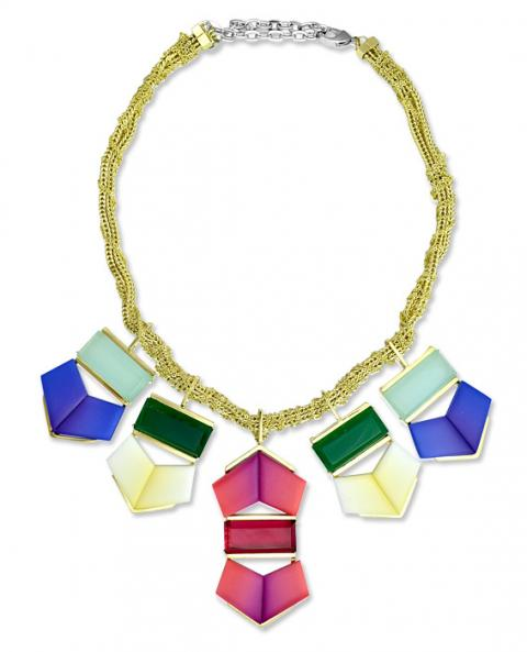 St. Patty's Day Jewelry: Gemma Redux Necklace