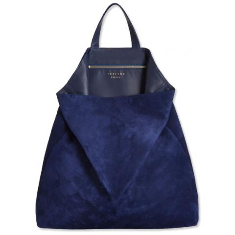 Navy Tsatsas bag