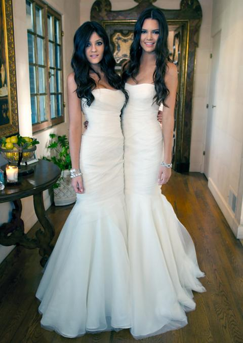 Kim Kardashian and Kris Humphries Wedding looked stunning in their