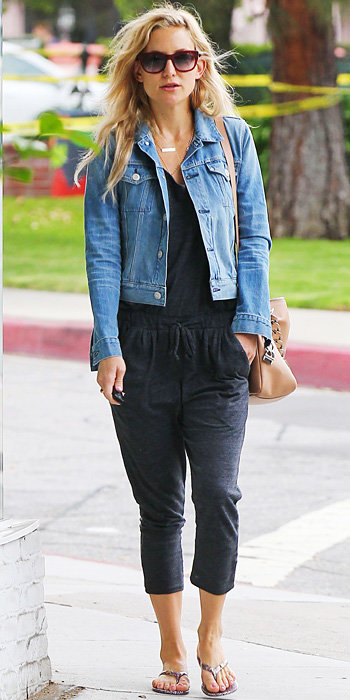 Kate Hudson Denim Jacket