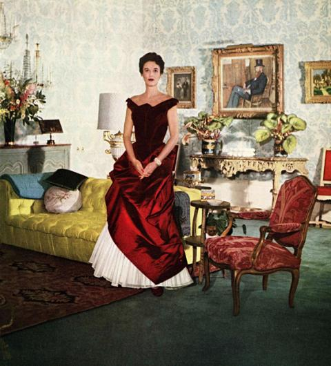 Charles James MET exhibit, Babe Paley
