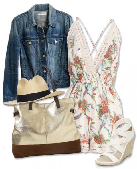 4 Must-Try Looks for a Fashionable Memorial Day Weekend