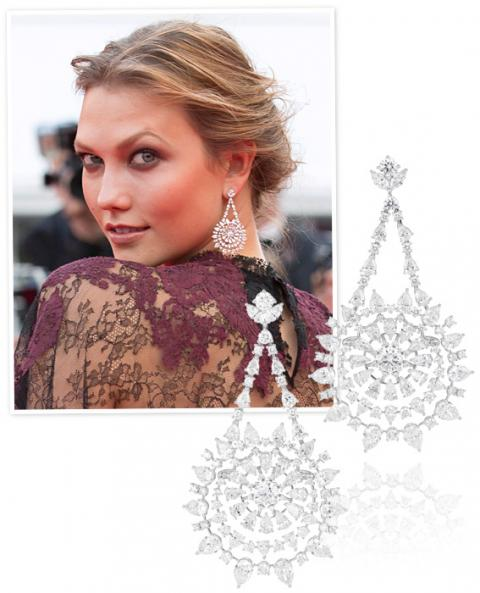 Celebrity Cannes Jewelry