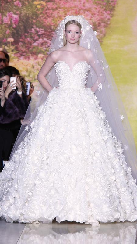 Kim Kardashian Wedding Dress Predictions