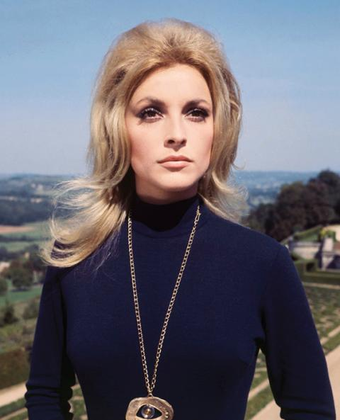 Sharon Tate - 1966, 'Eye of the Devil'